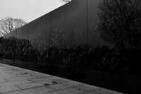 Korean Memorial Wall